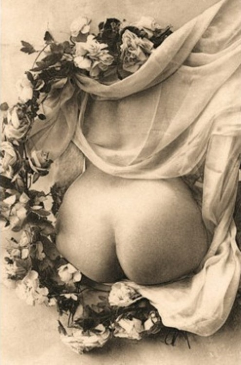 Agree, this vintage erotic nude postcards